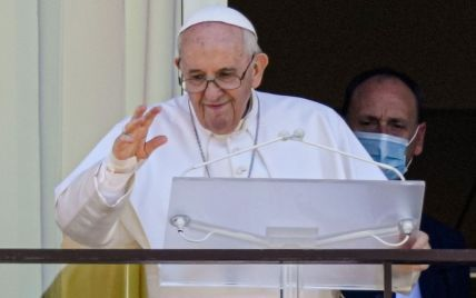 Папа Римський зробив прохолодний подарунок в'язням