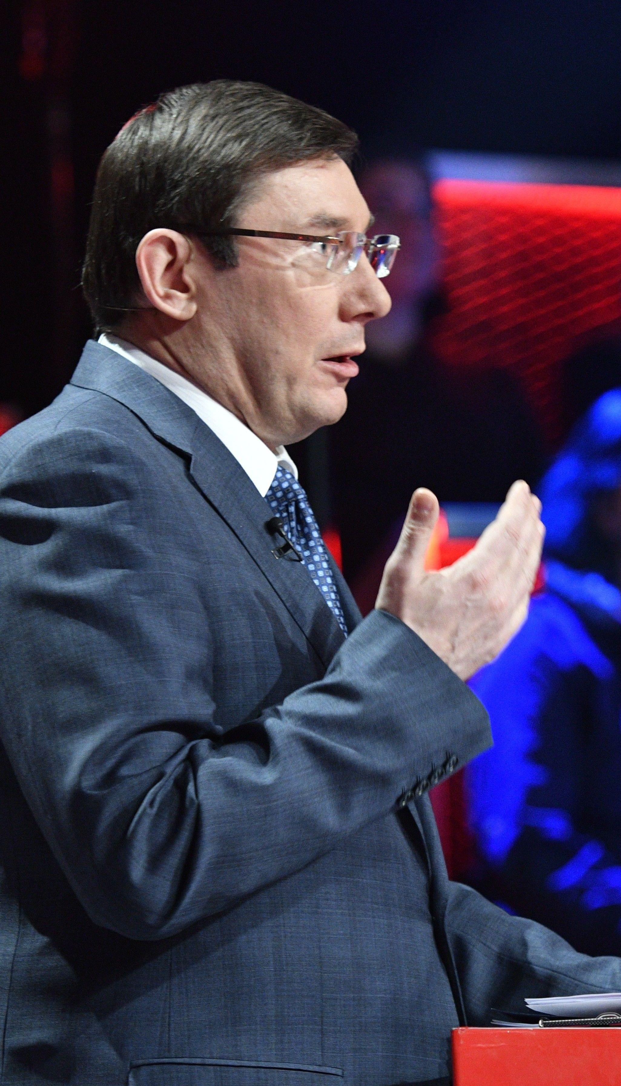 Луценко вимагає перевірити всіх працівників прокуратури на наркозалежність після скандалу на Запоріжжі