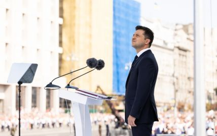 Топ-5 обіцянок Зеленського до 30-річчя Незалежності: що виконано, а що не було реалізовано