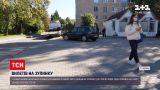 Новости Украины: в Луцке легковых выехал на остановку и сбил мужчину