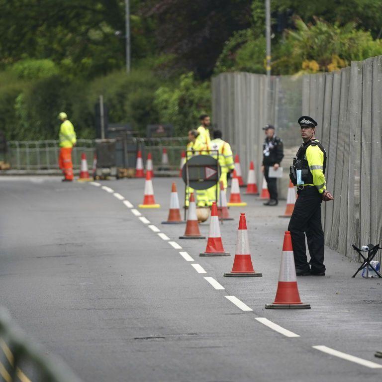 """Біля місця проведення саміту """"Великої сімки"""" в Британії поліція заарештувала сім людей: яка причина"""