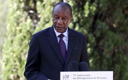 Военный переворот в Гвинее: спецназ объявил о задержании 83-летнего президента Альфы Конде