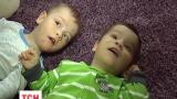 Хворі близнюки з Кривого Рогу надіються на допомогу небайдужих людей