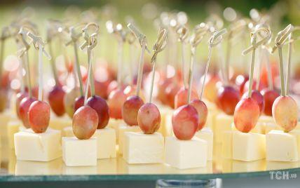 Маринований виноград: рецепт оригінальної закуски