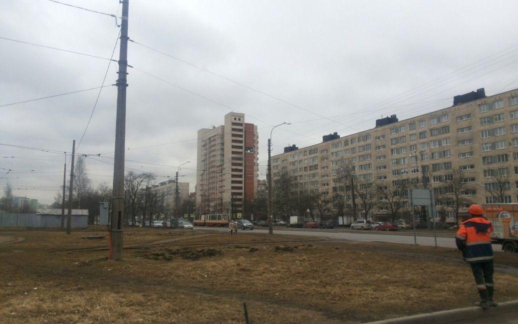 © VK/ДТП и ЧП   Санкт-Петербург   Питер Онлайн   СПб