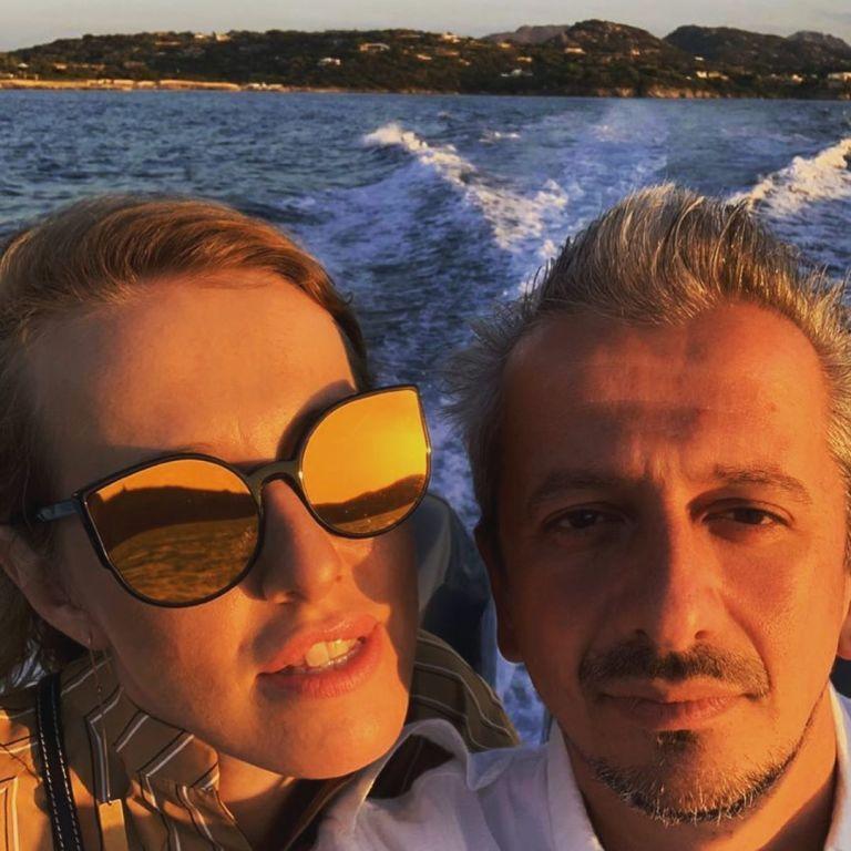 Ксения Собчак публично призналась в чувствах Константину Богомолову