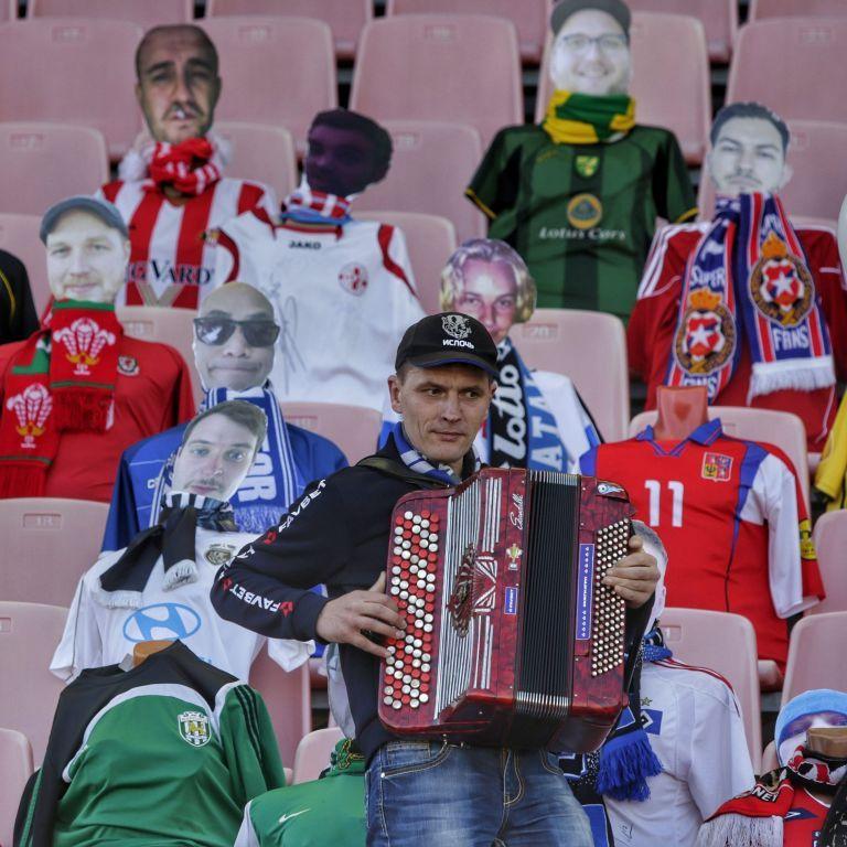Африканський футболіст зажадав зупинити Чемпіонат Білорусі через спалах коронавірусу в команді