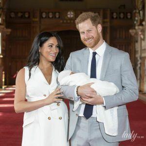 Більше не секрет: Сассекси оприлюднили назву госпіталю, де народжувала герцогиня Меган