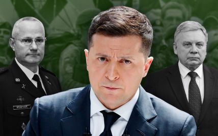 Силова ротація Зеленського: втомилися від конфліктів чи готуються до наступу РФ?