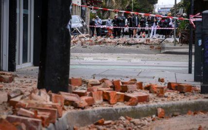 Вулиці вкриті уламками та битим склом: австралійський Мельбурн сколихнув потужний землетрус