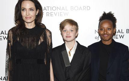 13-річна донька Джолі і Пітта відмовилася жити з акторкою- ЗМІ
