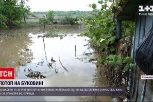 Новости Украины: на Буковине ущерб от наводнения составил десятки миллионов гривен