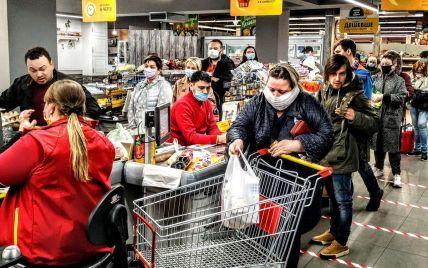 Менше їжі та розваг, більше алкоголю та тютюну: як змінилися витрати українців за час карантину