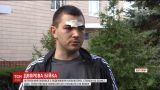 В Житомире из-за собак подрались патрульный и тренер по кикбоксингу