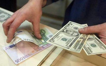 Доллар и евро подешевели – свежие курсы валют Нацбанка