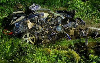 Разбился на Porsche: под Львовом в ДТП погиб 23-летний сын известного львовского бизнесмена