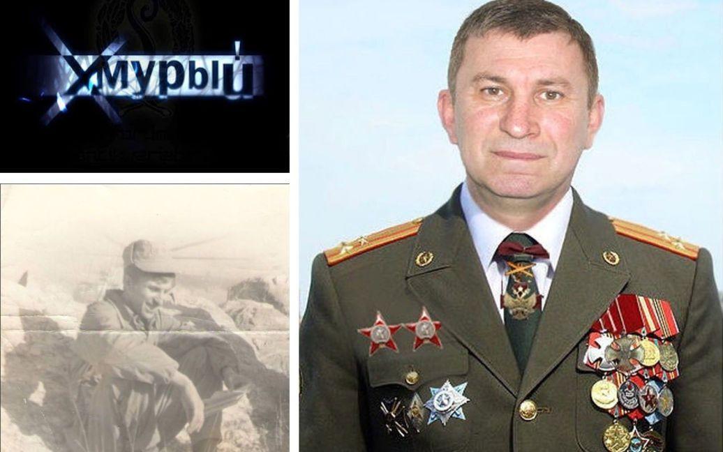 Сергій Дубінський був полковником російської армії у 2014 році. / © Bellingcat