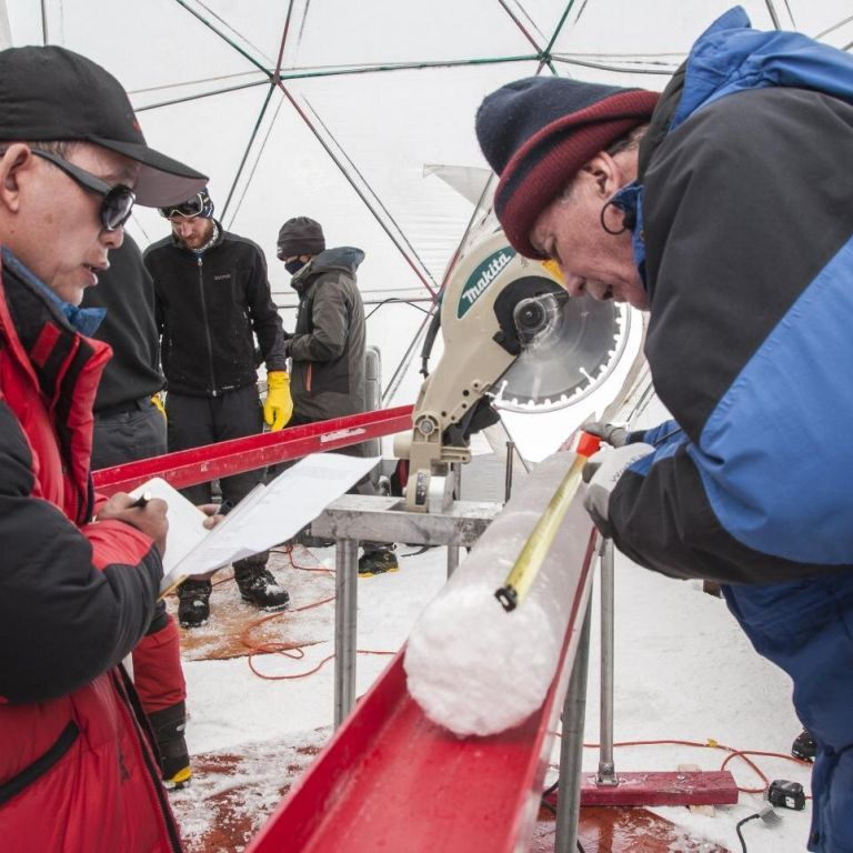 В тибетских ледниках нашли неизвестные науке вирусы возрастом 15 000 лет