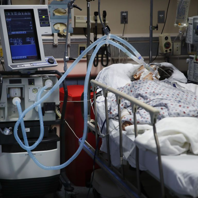 В Ирландии пациентка вылечилась от коронавируса после рекордных 79 дней на аппарате ИВЛ