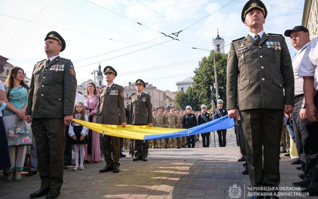 © Черновицкая областная государственная администрация в Facebook
