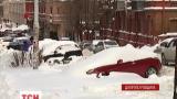 У Запоріжжі та Дніпропетровську снігова стихія паралізувала життя