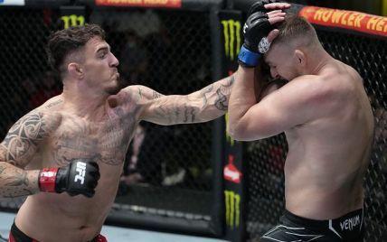 """Ексукраїнець на прізвисько """"Полярний ведмідь"""" зазнав нищівної поразки від британця в UFC (відео)"""