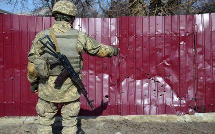 На Донбассе от обстрелов боевиков погибли двое украинских бойцов