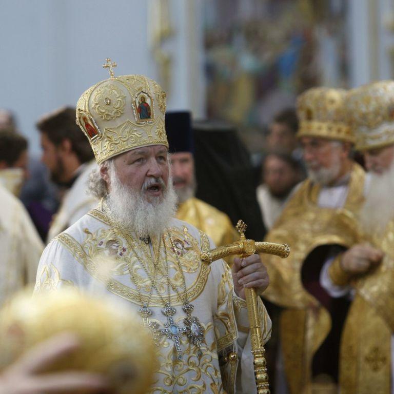 Патріарх Кирило розповів вірянам, як самим освятити паски вдома
