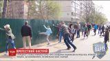 Активисты Полтавы готовятся к очередному митингу под стенами горсовета