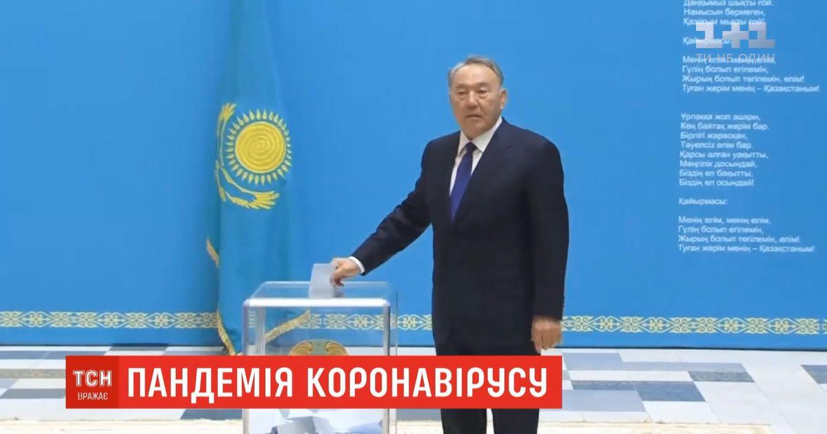 Коронавирус подтвердили у первого президента Казахстана Назарбаева