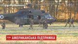Американці планують розмістити у Польщі свою вертолітну бригаду