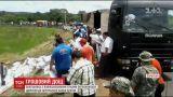 У Парагваї перекинулась вантажівка з грішми