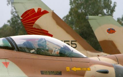 Сирия заявила, что сбила израильский реактивный самолет: Израиль отрицает