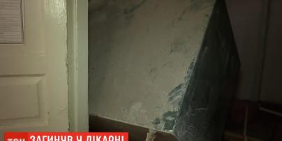 В николаевской больнице рабочего насмерть раздавил бак с водой