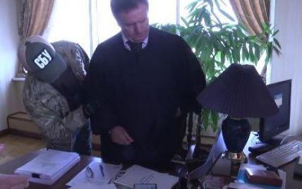 Шокин после обысков у главы Апелляционного суда Киева решил его арестовать