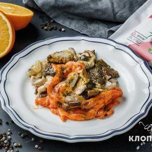 Індичка з грибами і сиром: рецепт від Євгена Клопотенка