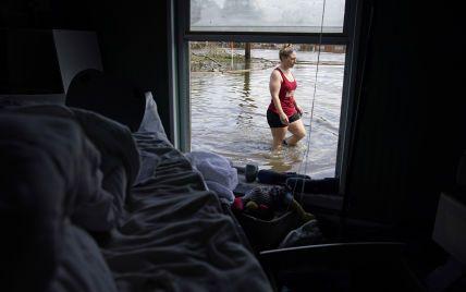Восток Испании охватили наводнения: в Каталонии затопило несколько прибрежных городов