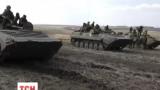 Боевики из танка обстреляли жилые дома в Авдеевке