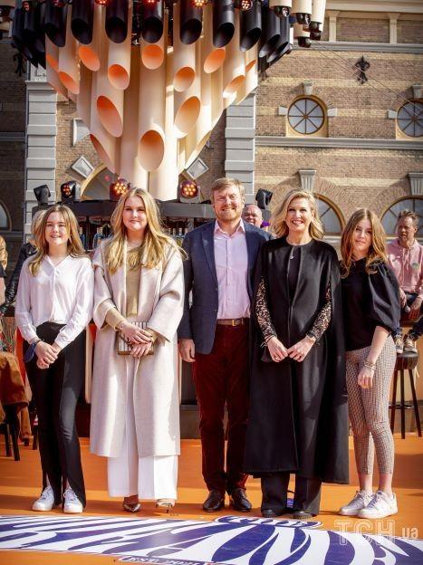 Королевская семья Нидерландов / © Getty Images