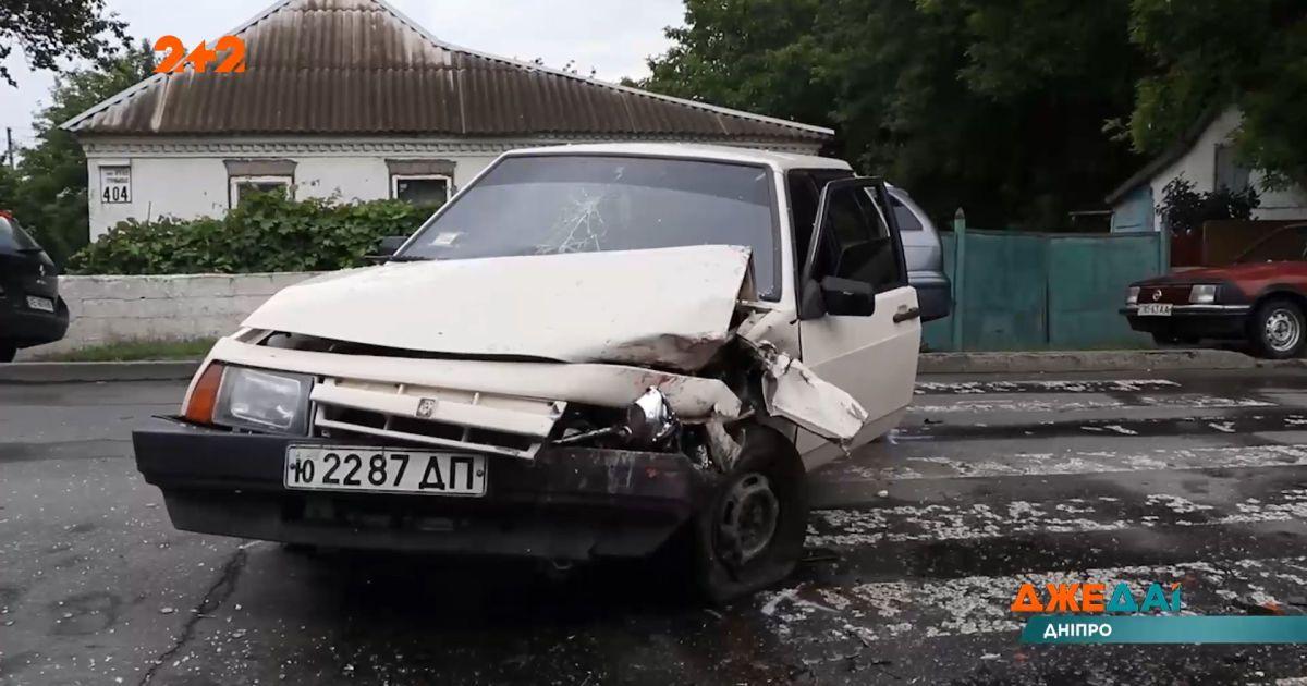 ДТП с дорог Украины – ДжеДАИ за 23 июня 2020 года