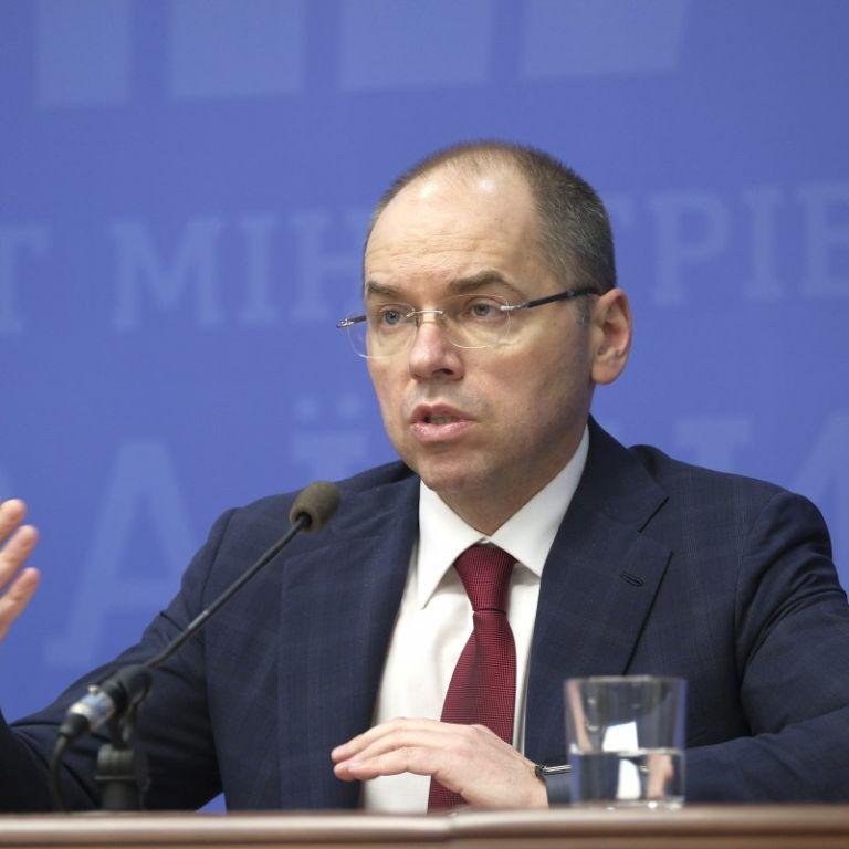 Рекордна кількість тестів, послаблення карантину та медзакупівлі: про що говорив Степанов на брифінгу