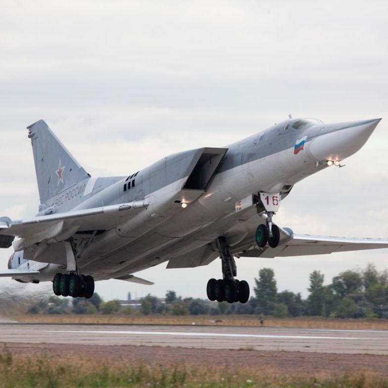 Пентагон стурбований через появу російських бомбардувальників у Сирії