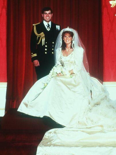 Сара Йоркська і принц Ендрю / © Associated Press