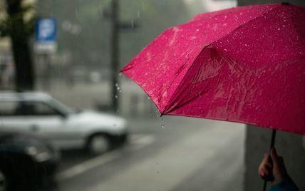 Прогноз погоды на 18 сентября: Украину охватят дожди и грозы