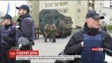 """С опозданием началось дело экс-бойцов батальона """"Торнадо"""""""