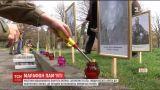 В Одессе почтили память погибших на востоке Украины