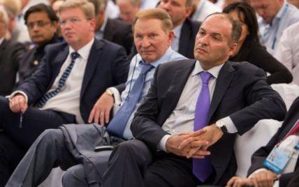 """Пинчук и Кучма требовали 5 млн долларов в месяц за управление """"Укрнафтой"""" - Коломойский"""