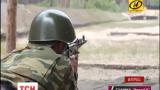 Беларусь устроила военные учения на границе с Украиной