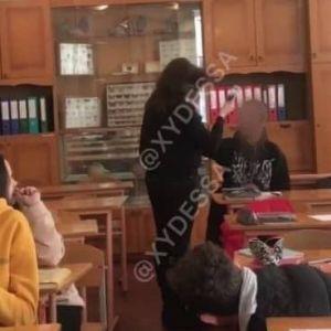 Приснув у вчительку з газового балончика: у школі Одеси прокоментували інцидент на уроці математики