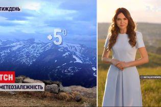 Погода в Украине: в высокогорье Карпат до сих пор зима, а в Одессе море прогрелось только до +15